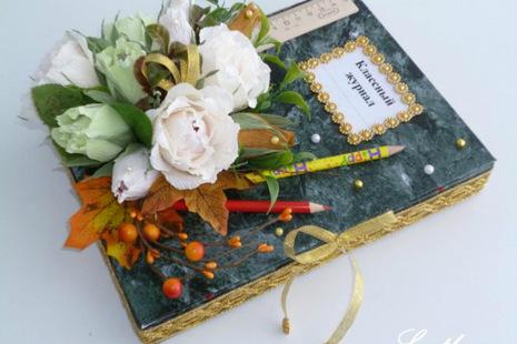 Букет из цветов своими руками для учителя 1