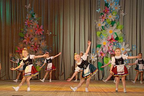 Детские танцевальные конкурсы на праздник