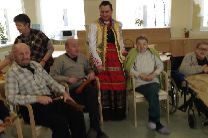 Дома престарелых в москве счастливая старость