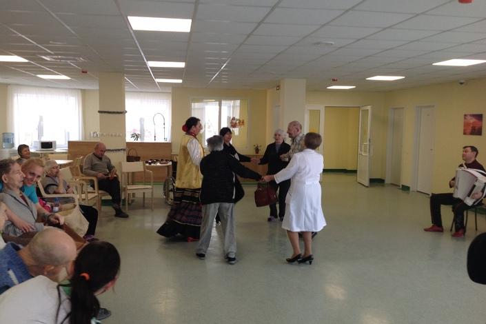 Интернаты для пожилых людей в костроме